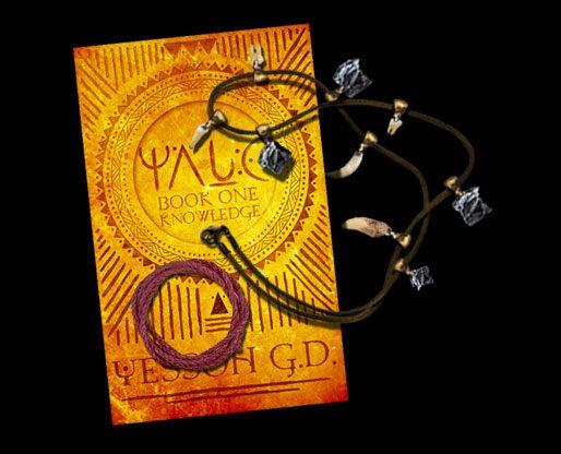 TA LĘ Book Series By Yessoh G.D.